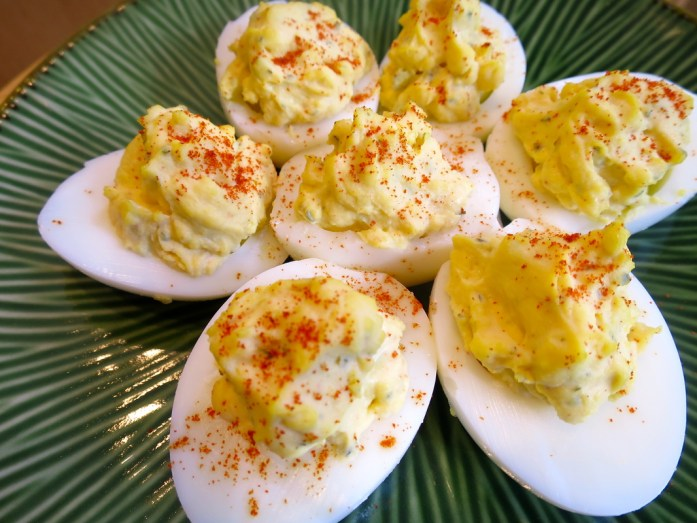 Best-Ever Deviled Eggs