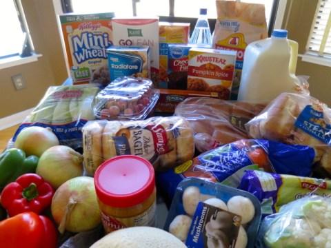 Groceries Week 3