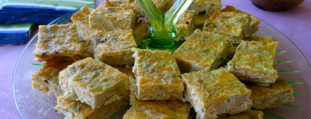 Artichoke Nibbles – a Make-Ahead Appetizer