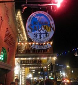 No Name Saloon Park City