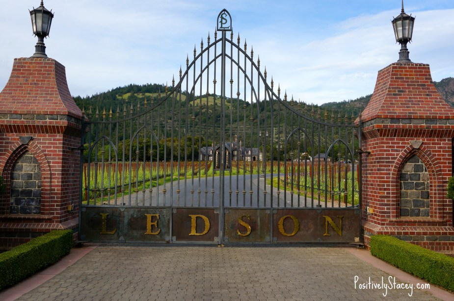 Ledson Winery Gate