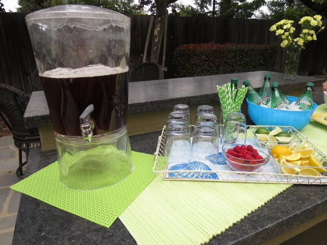 Summer Beverage Bar