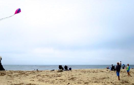 Kite at beach