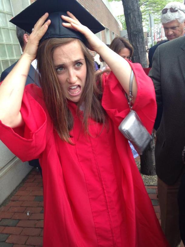 Boston University Graduation