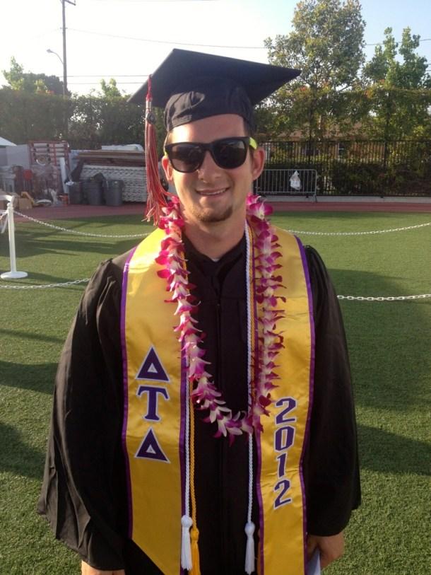 Chapman Graduation