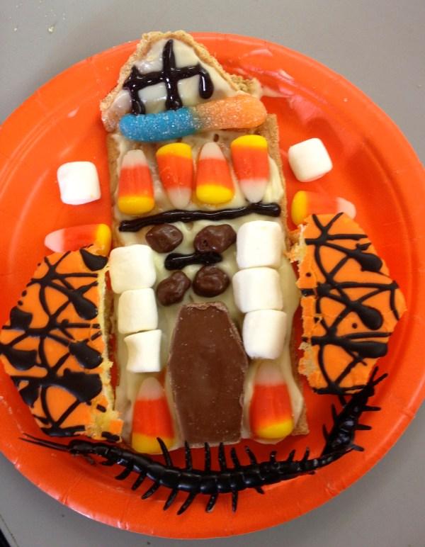Edible Candy Sculptures for Halloween 3
