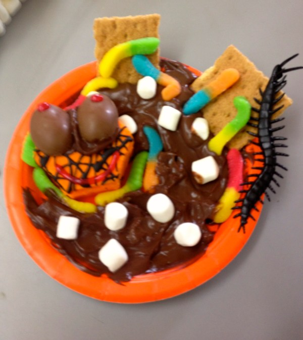 Edible Candy Sculptures for Halloween 5