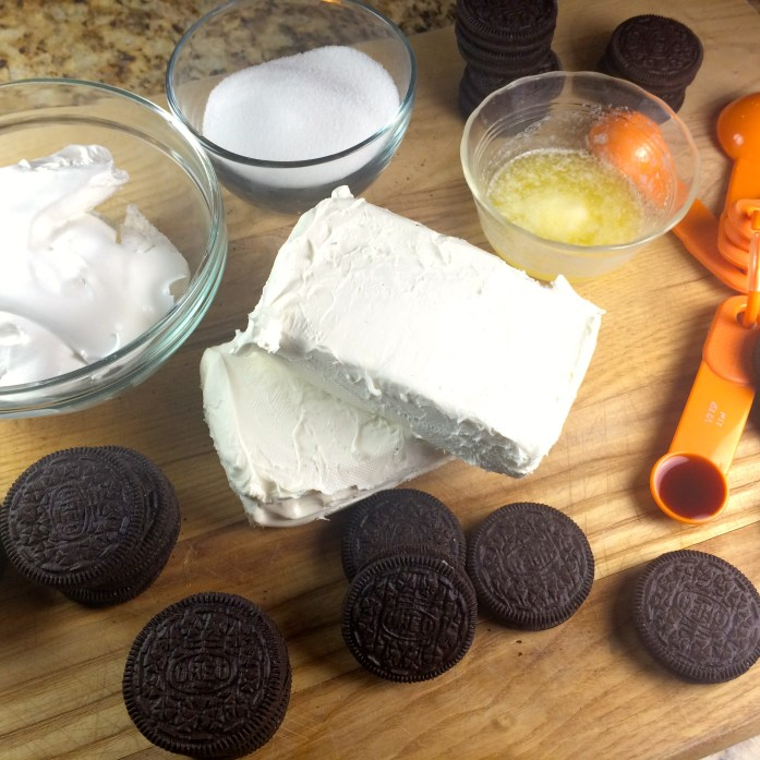 Batty OREO No-Bake Cheesecake Recipe