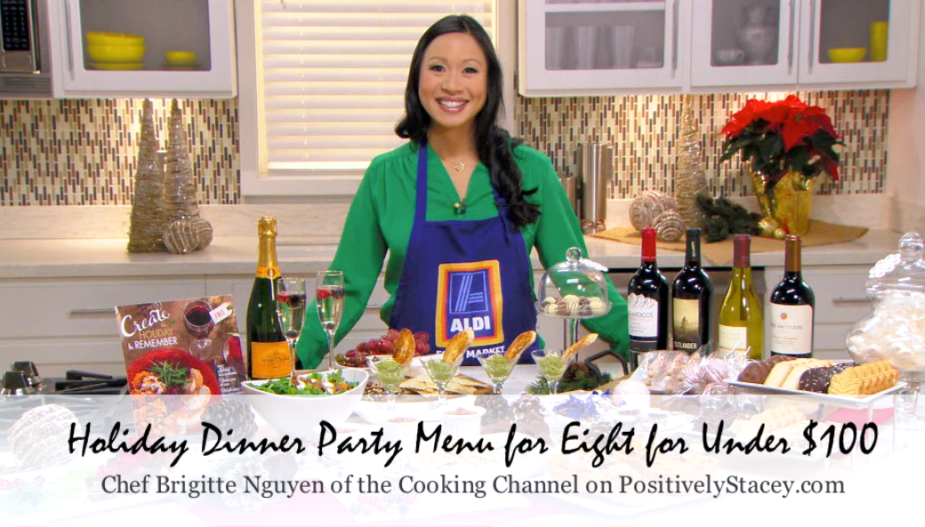Budget Holiday Dinner With Brigitte Nguyenrid