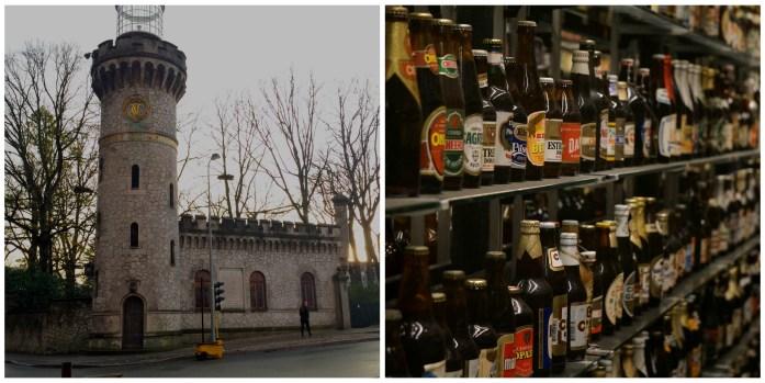 Carlsberg Bottle Collection