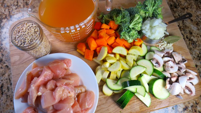 Fast Metabolism Diet Phase One Soup