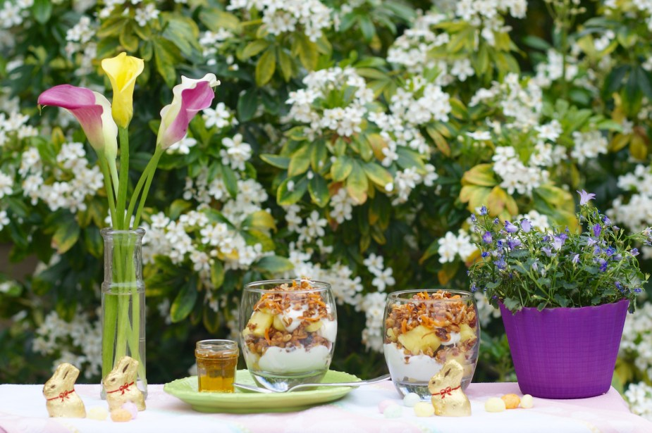 Easter Parfaits