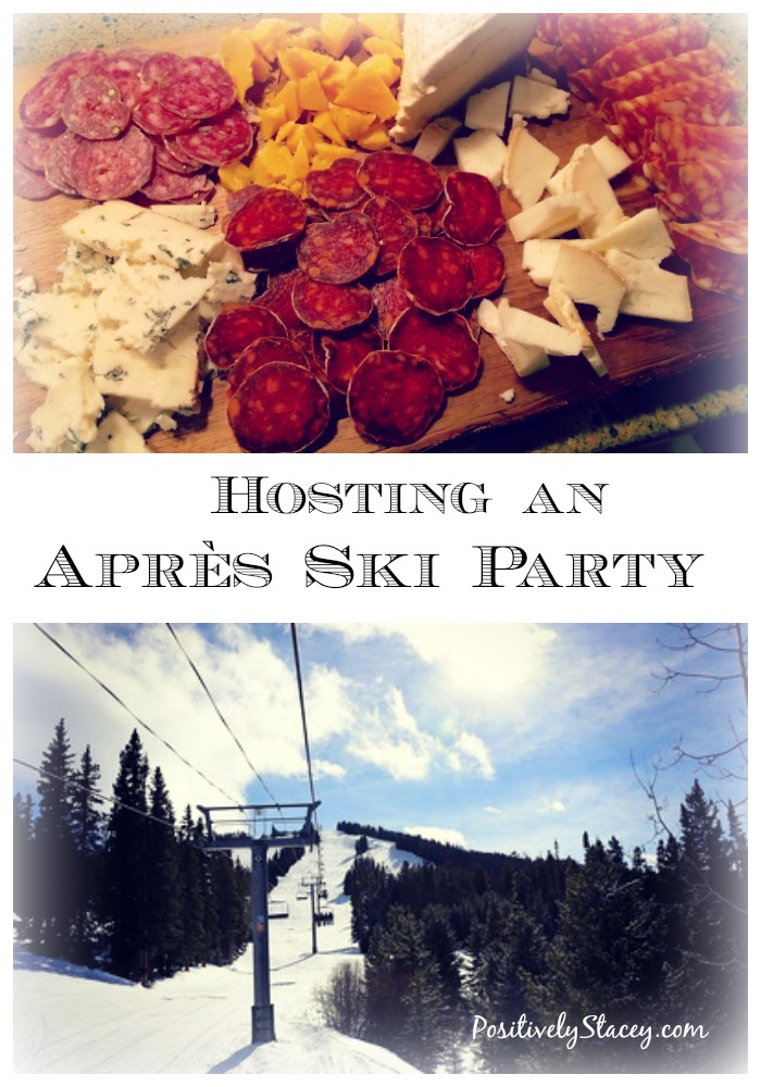 Hosting an Après Ski Party is the easiest party ever! #LifesBetterTogether @evite