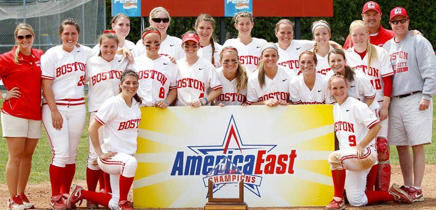 Boston University Softball