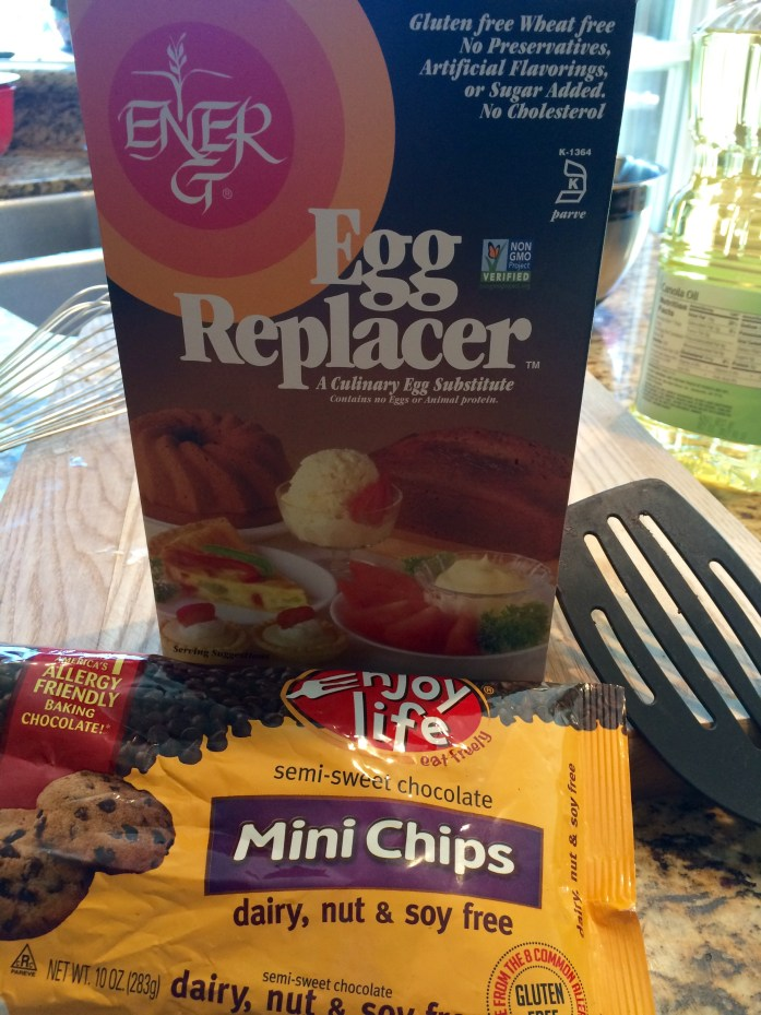 Allergy Free Chocolate Chip Pancakes Recipe