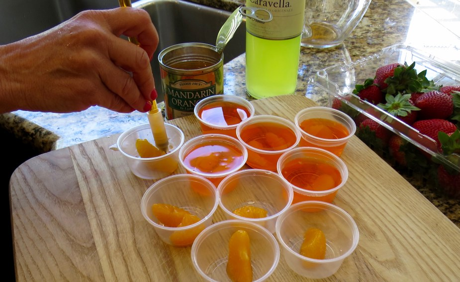 jello shot recipes creamsicle