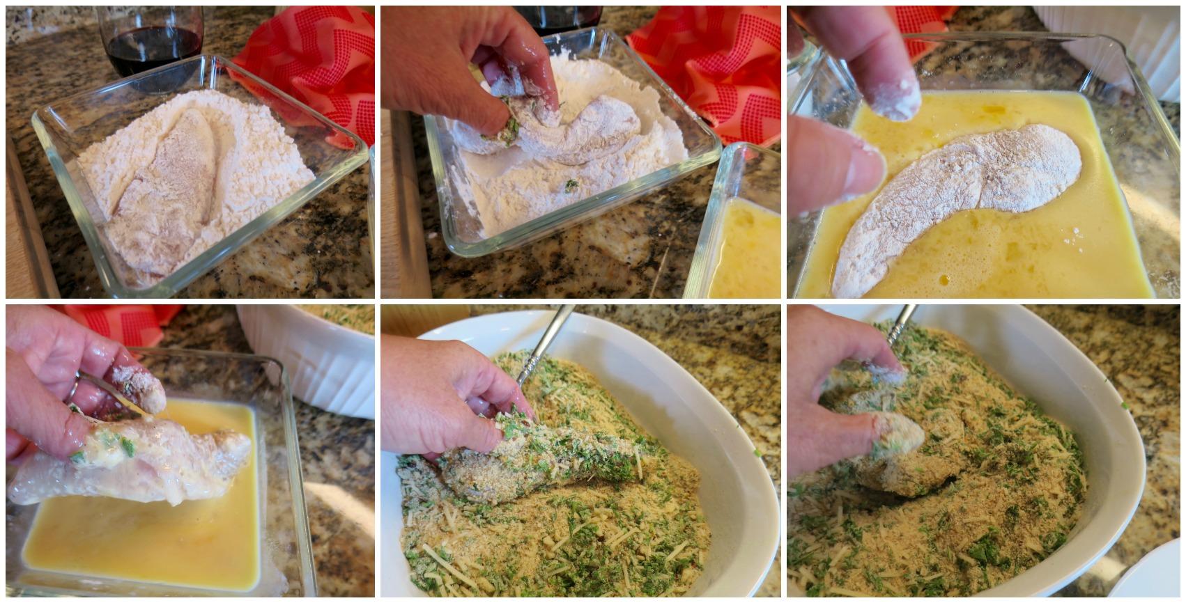 Chicken Tender Parmesan Recipe