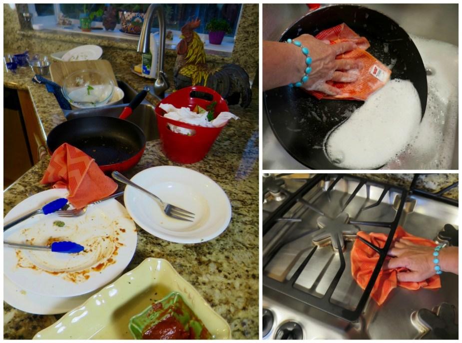 Scotch-Brite® Scrubbing Dish Cloth #ScrubCloth