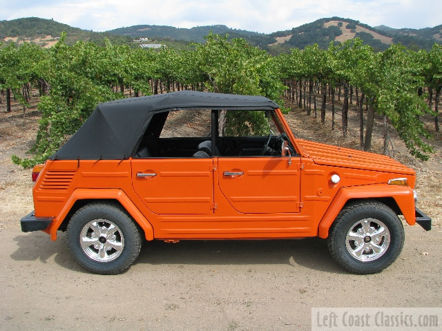 VW orange Thing