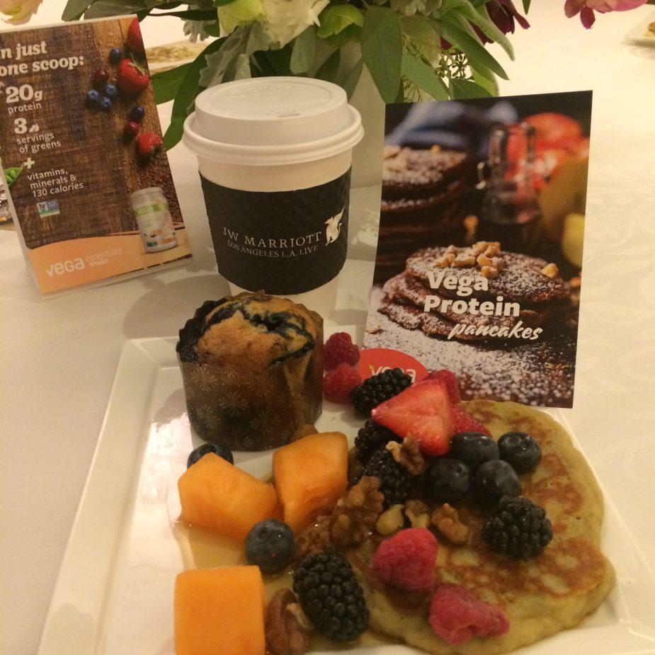 #BreakfastBusters Vega