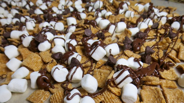 S'mores Snack Mix