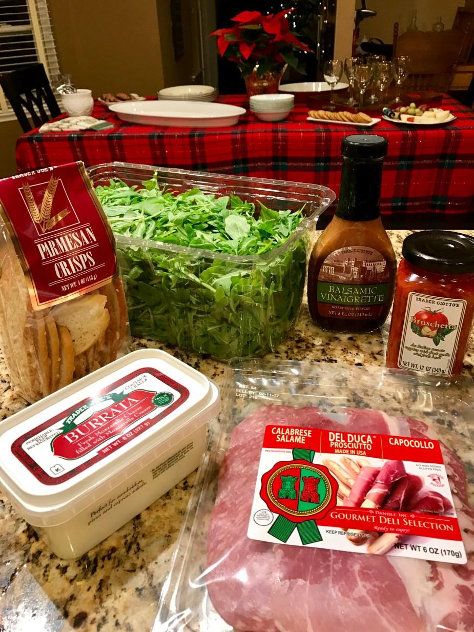 Easiest Bruschetta Salad Ever