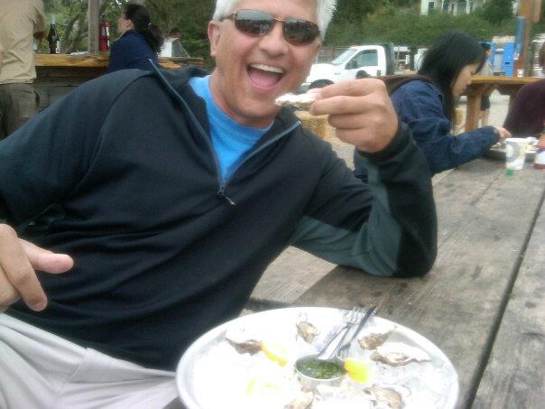 Gavin Hog Island Oysters