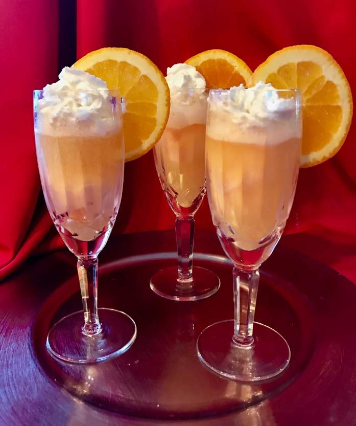 Orange Dream Champagne Mimosa