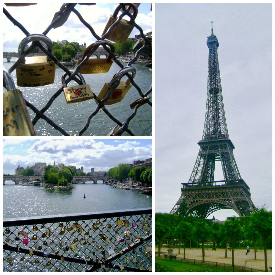 Pont Neuf Love Lock