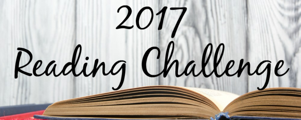 Join Me in a  2017 Reading Challenge