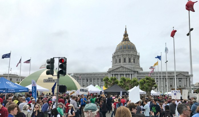 SF Science March