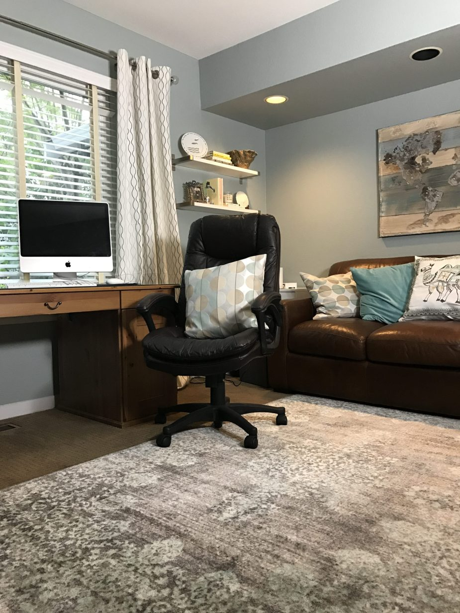 ORC: The Home Office Guest Room Week 4