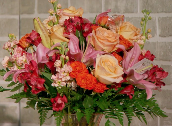 Flowers 101 with Andrea Ancel in time for Mother's Day