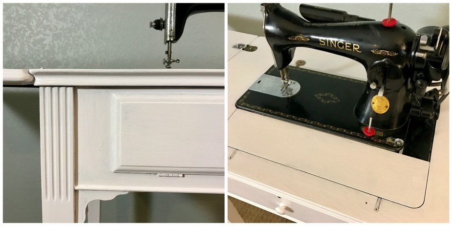 Painting a Cabinet White