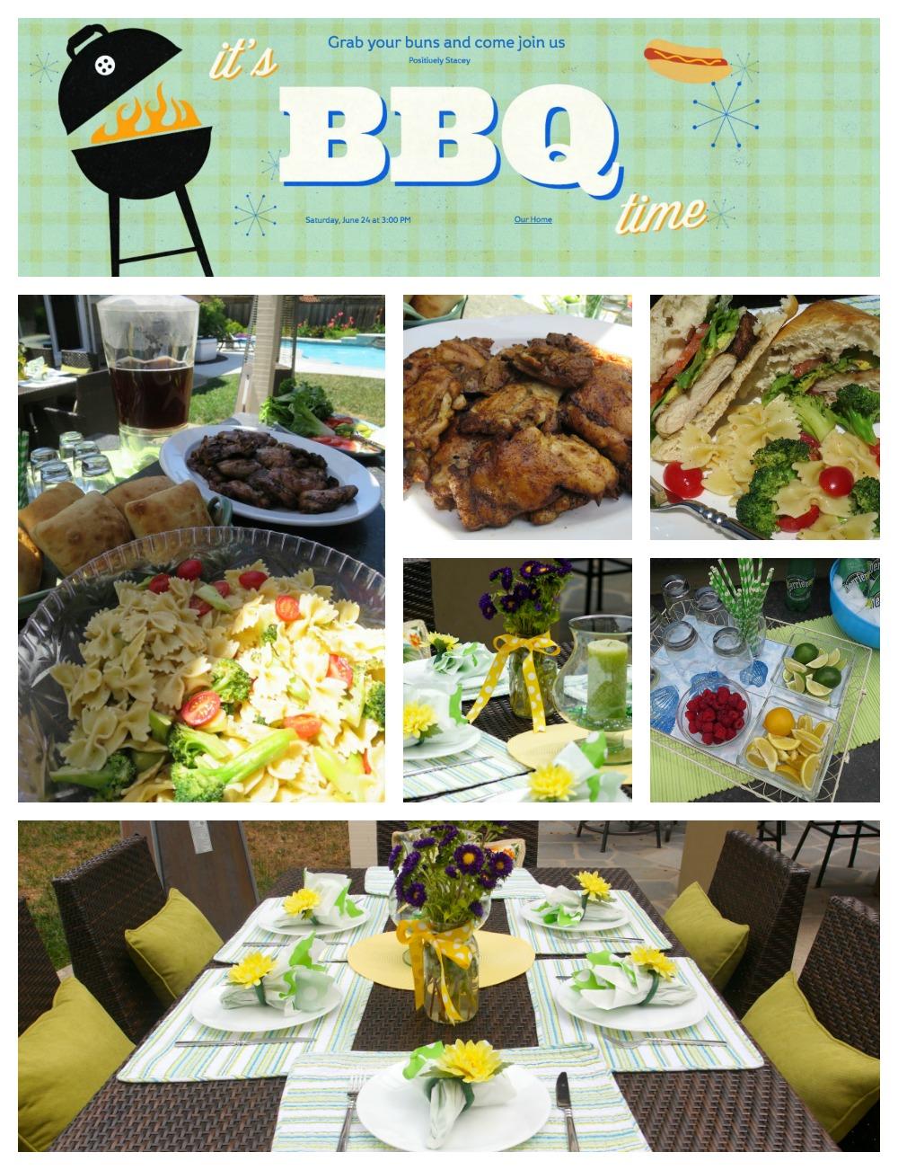 an Easy Summer BBQ