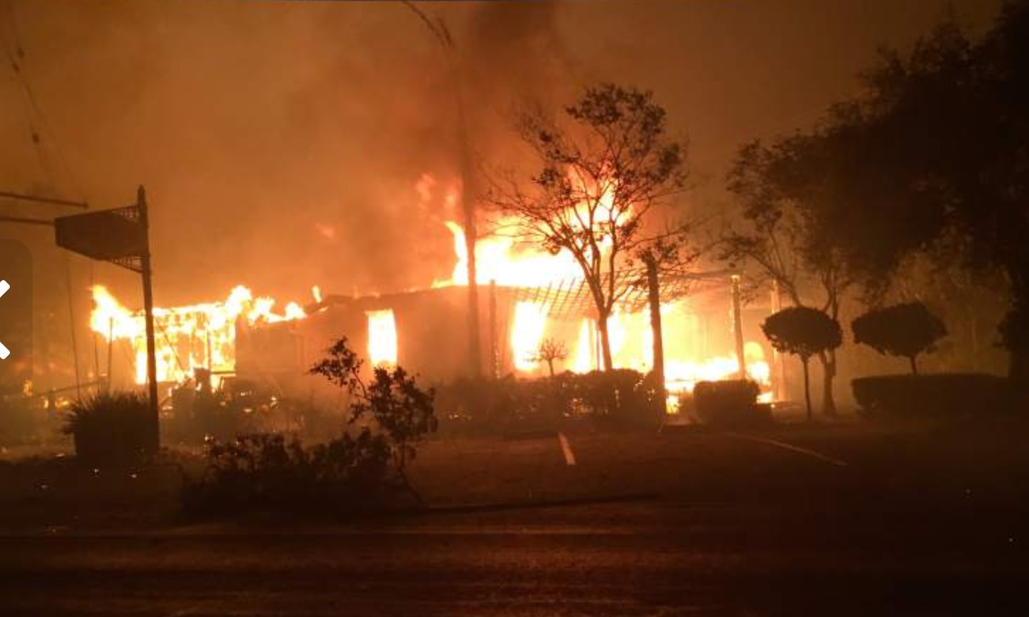 My Heart Goes Out To So Many Affected by the Fires