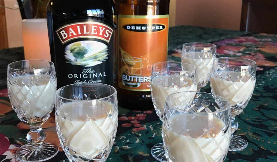 Buttery Nipple Cocktail Sundaysupper Positively Stacey,Brandy Alexander Drag Queen