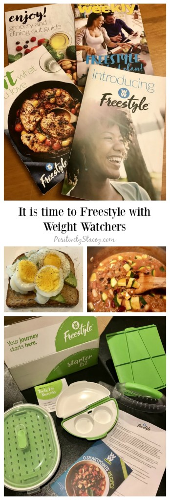 It is time to Freestyle with Weight Watchers