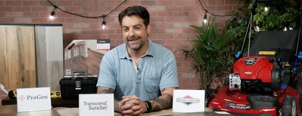 Anthony Carrino on Spring DIY Remodel and Renovation Ideas