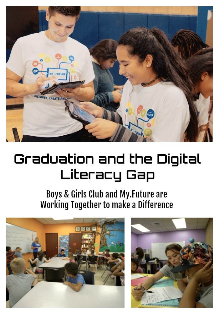 Graduation and the Digital Literacy Gap