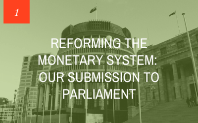 Our submission to Parliament: Executive summary