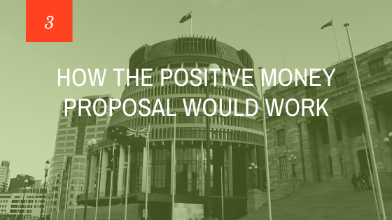 How the Positive Money proposal would work