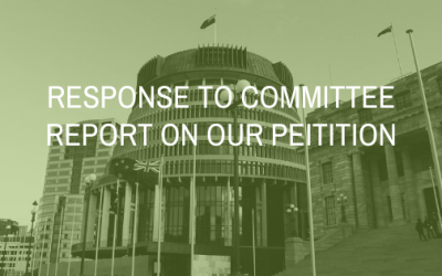 Our response to the report on the petition to require the Reserve Bank to issue all New Zealand money