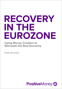 Recovery in the Eurozone QE for people helicopter money