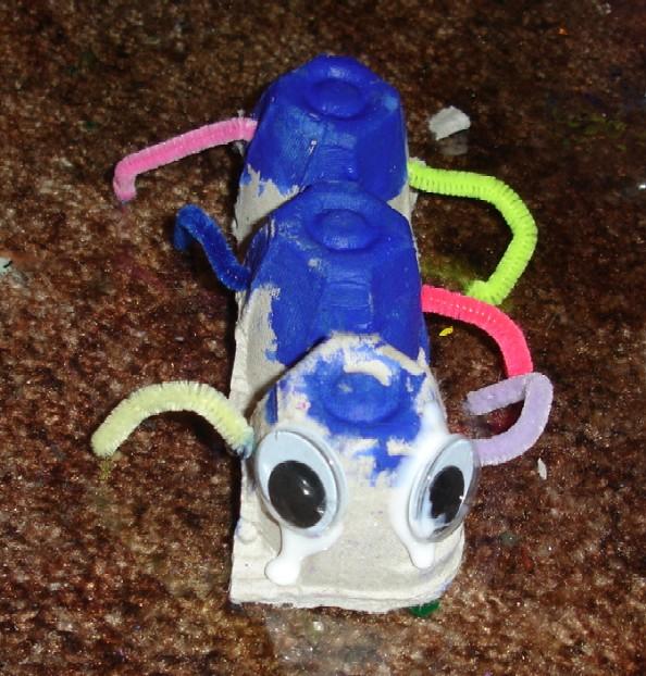 bug craft activity
