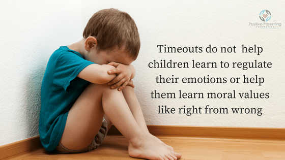 time in and time out for kids
