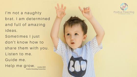 positive parenting ideas stubborn kids