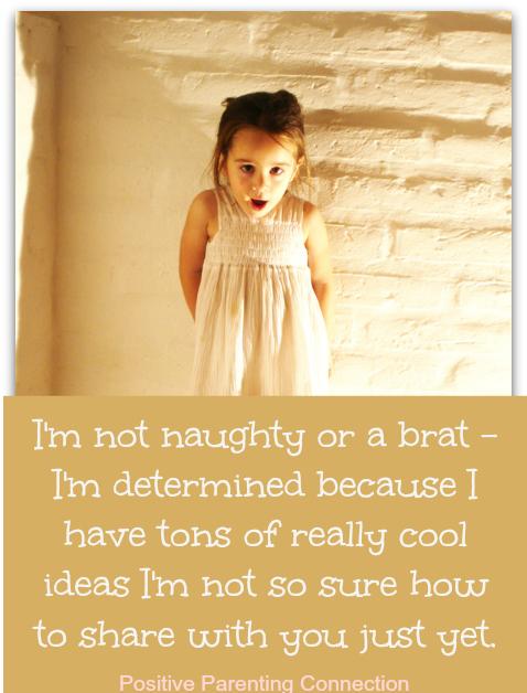 parenting determined children