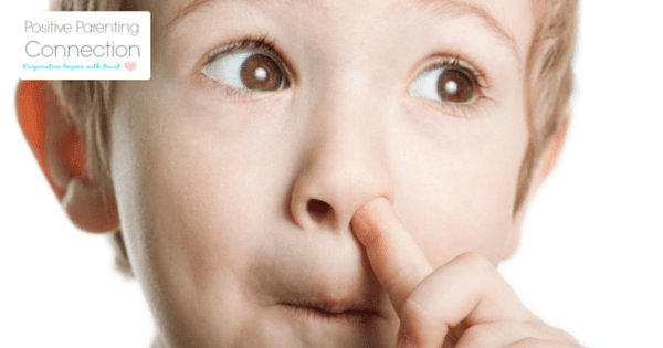 Seven Essential Steps to Help Your Child Manage Unhelpful Habits Like Chewing, Nail Biting and Nose Picking