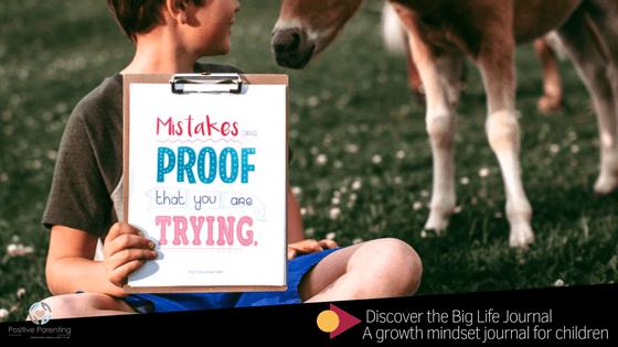 positive parenting tips growth mindset